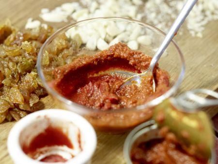 Rouladen auf marokkanische Art: Zubereitungsschritt 4
