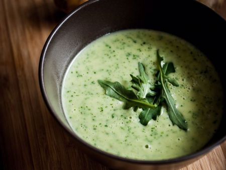 Rucola-Suppe
