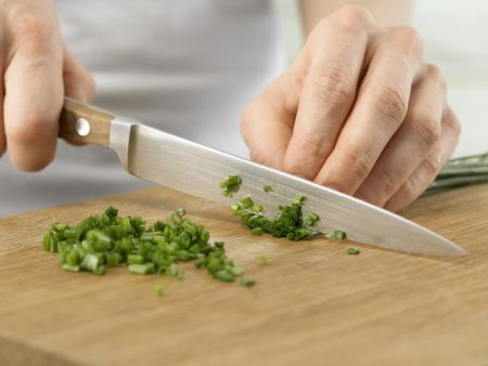 Saftige Kartoffelbrötchen: Zubereitungsschritt 4