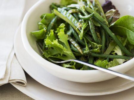 Rezept: Salat aus grünen Bohnen