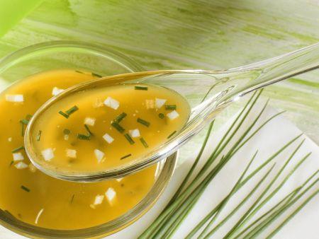 Salatdressing mit Ei