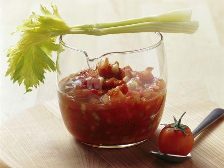 Salsa aus Tomaten
