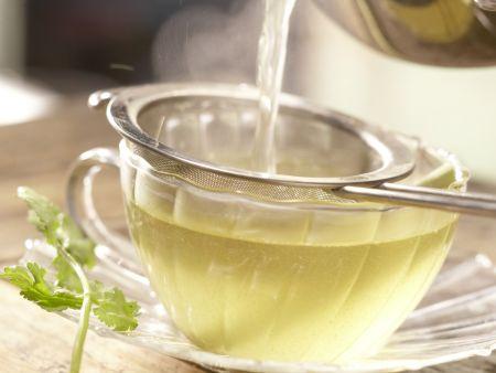 Sanddorn-Ingwer-Tee: Zubereitungsschritt 5