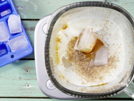 Sanddorn-Kefir-Drink: Zubereitungsschritt 1