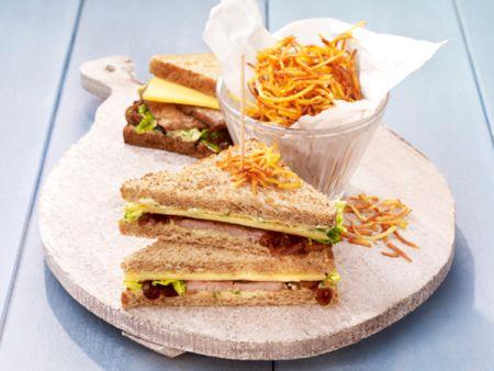 Sandwiches Noord Hollander
