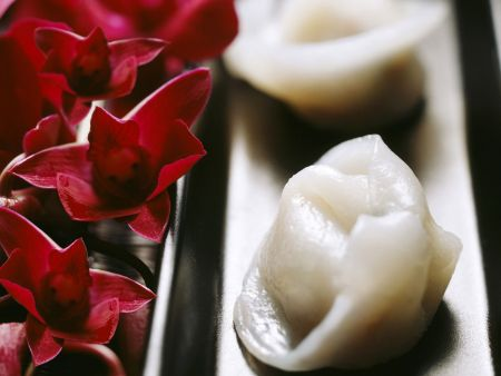 Sashimi aus Jakobsmuscheln