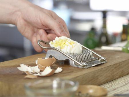 Sauerampfer-Cremesuppe: Zubereitungsschritt 2