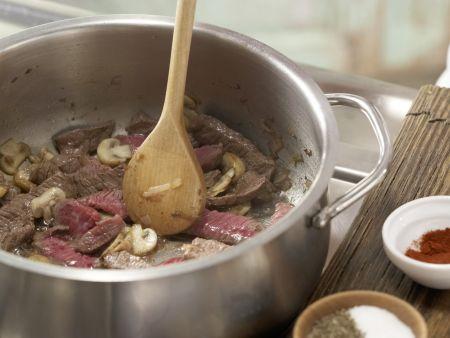Sauerkraut-Filet-Topf: Zubereitungsschritt 4