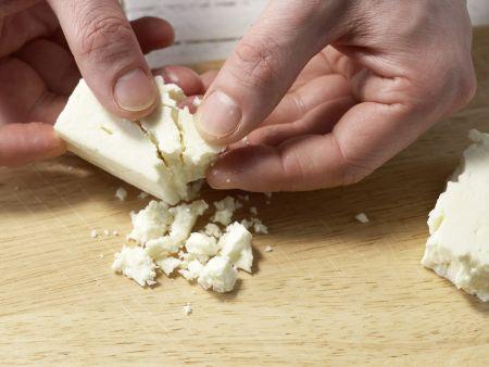 Schafskäse-Dip: Zubereitungsschritt 4