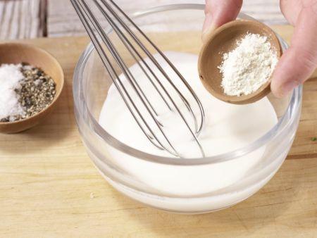 Scharfe Chinakohl-Wraps: Zubereitungsschritt 9
