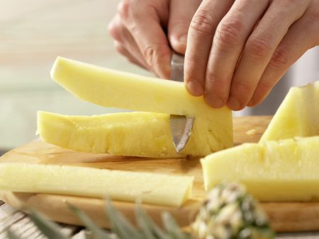 Scharfe Gemüsenudeln: Zubereitungsschritt 3
