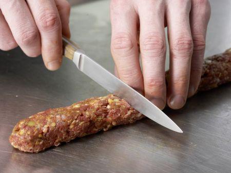 Scharfe Hack-Paprika-Röllchen: Zubereitungsschritt 6