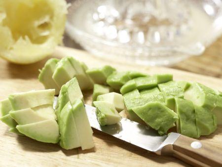 Scharfer Couscous-Salat: Zubereitungsschritt 5