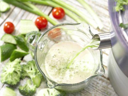 Scharfer Gemüse-Cocktail: Zubereitungsschritt 5