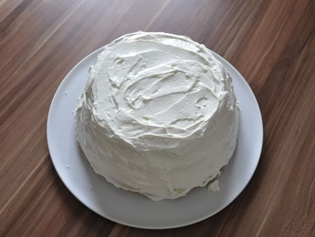 Schildkröten-Torte: Zubereitungsschritt 10