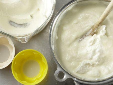 Schokoladen-Joghurt-Mousse: Zubereitungsschritt 5