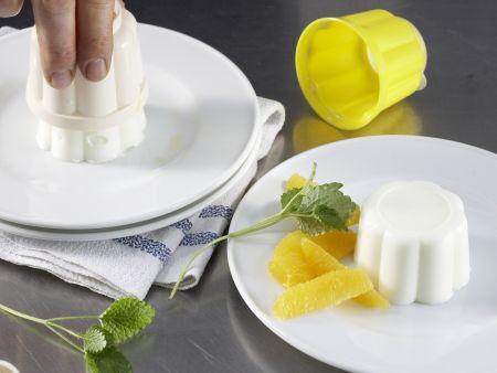 Schokoladen-Joghurt-Mousse: Zubereitungsschritt 9