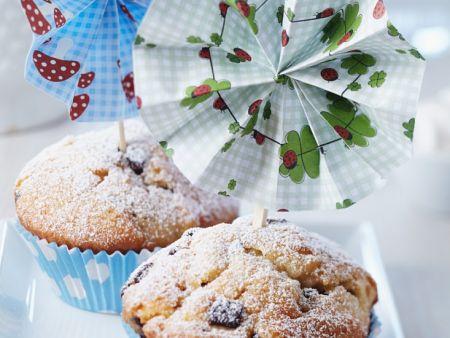 Schokoladen-Muffins
