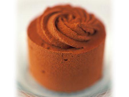 Schokoladeneis-Törtchen
