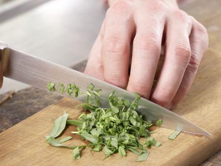 Schollenfilets aus dem Ofen: Zubereitungsschritt 3