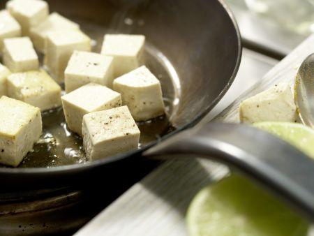 Schwarze Bohnensuppe: Zubereitungsschritt 10