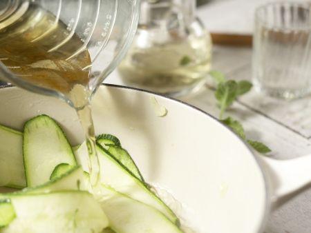 Seelachs im Parma-Mantel: Zubereitungsschritt 6
