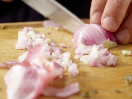 Seeteufelschnitzel: Zubereitungsschritt 3