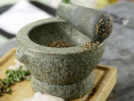 Seeteufelschnitzel: Zubereitungsschritt 4