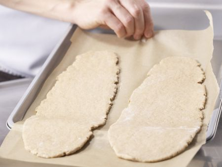 Sellerie-Apfel-Pizza: Zubereitungsschritt 6