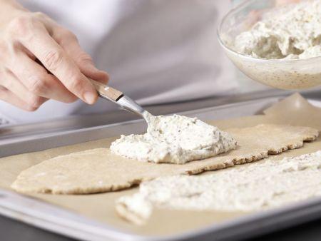 Sellerie-Apfel-Pizza: Zubereitungsschritt 7