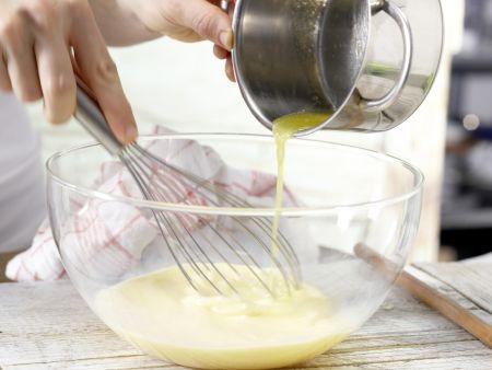 Semmelknödel auf Gemüse: Zubereitungsschritt 3