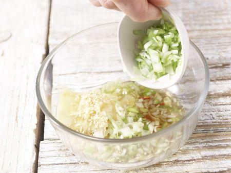 Sesam-Sushi-Reis: Zubereitungsschritt 10