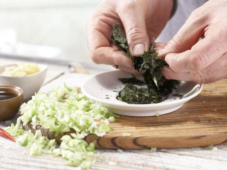 Sesam-Sushi-Reis: Zubereitungsschritt 3