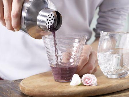 Soja-Holunder-Mix: Zubereitungsschritt 2