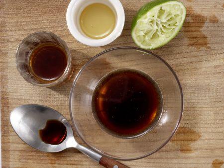 Soja-Lachs: Zubereitungsschritt 1