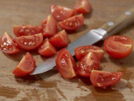 Spaghetti mit Calamaretti: Zubereitungsschritt 3