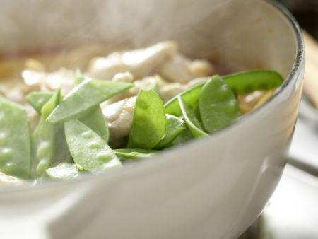 Spargel-Curry: Zubereitungsschritt 10