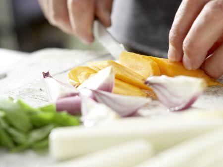 Spargel-Curry: Zubereitungsschritt 4