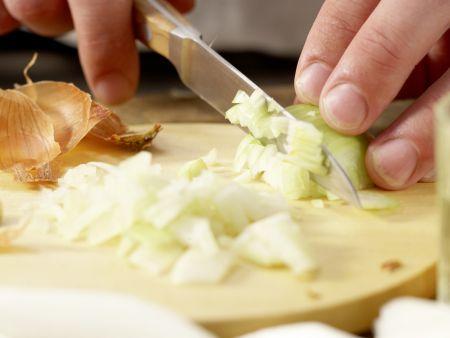 Spargel-Erbsen-Gemüse: Zubereitungsschritt 3