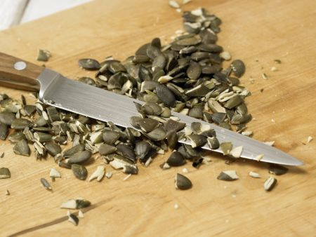 Spargel-Frisée-Salat: Zubereitungsschritt 2