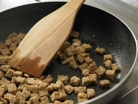 Spargel-Frisée-Salat: Zubereitungsschritt 8
