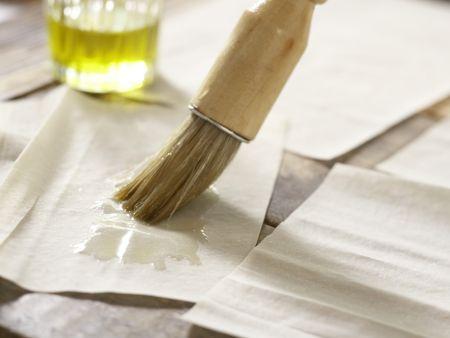 Spargel-Tartelettes: Zubereitungsschritt 1
