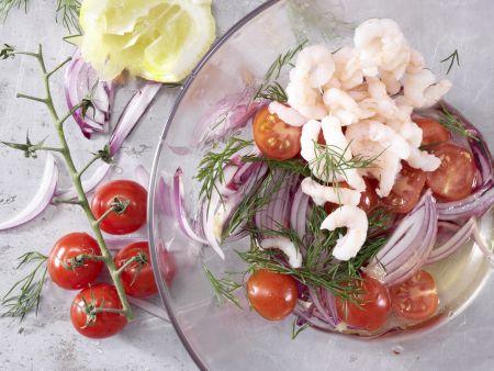 Spargel-Tomaten-Salat: Zubereitungsschritt 1