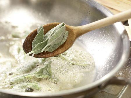 Spargel-Trüffel-Lasagne: Zubereitungsschritt 5