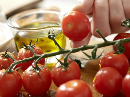 Spinatsalat mit Zander: Zubereitungsschritt 4