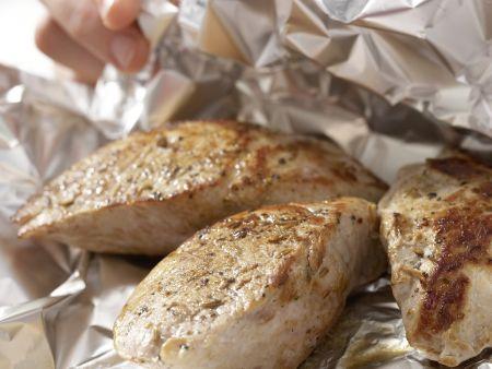 Spitzkohl-Waldorf-Salat: Zubereitungsschritt 10