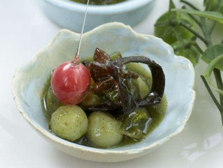 stachelbeerchutney mit tomaten rezept eat smarter. Black Bedroom Furniture Sets. Home Design Ideas