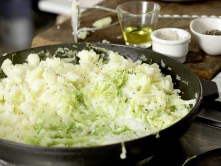 Stampfkartoffeln – smarter: Zubereitungsschritt 7