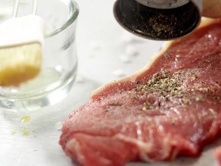 Steaks vom Salzbett: Zubereitungsschritt 5