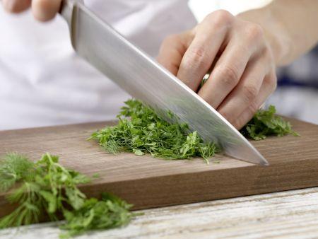 Steckrüben-Kartoffel-Püree: Zubereitungsschritt 7